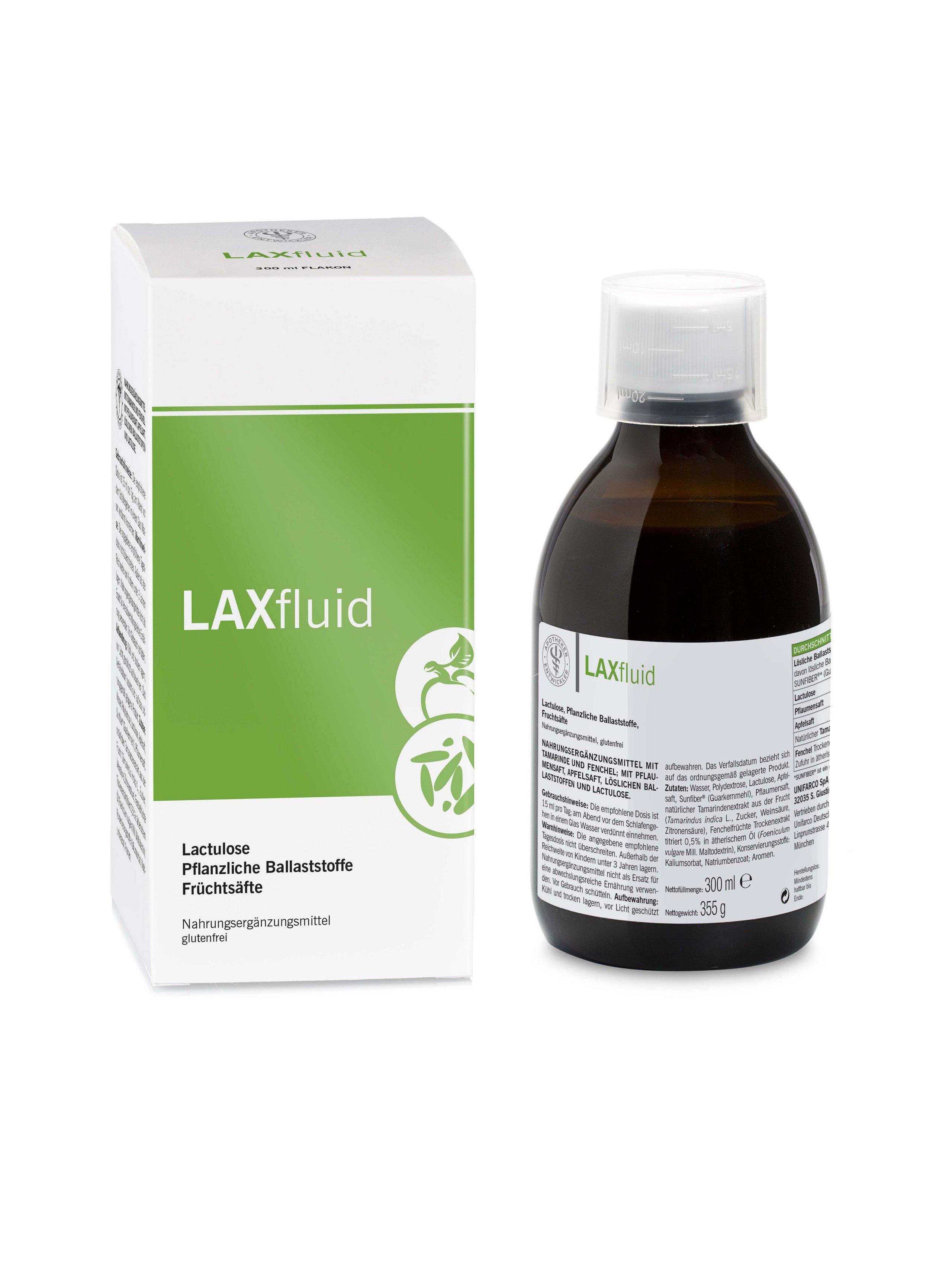 LAXfluid