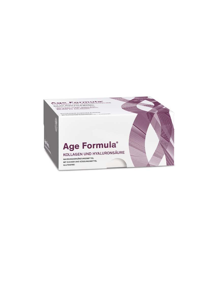 AGE FORMULAR